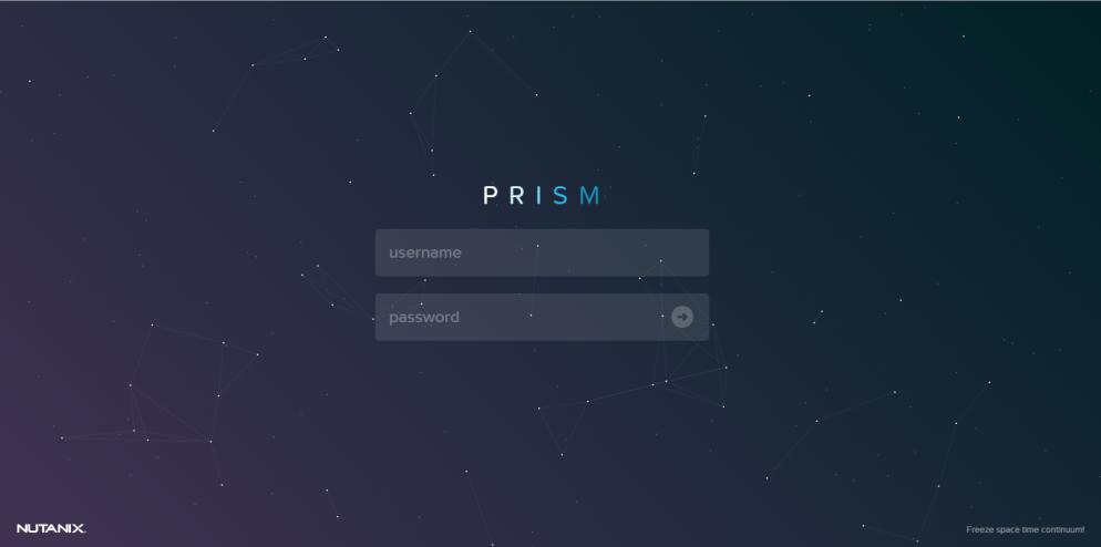 nutanix_prism_console