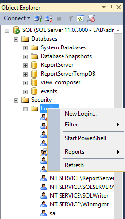 creating_events_database_loginuser1