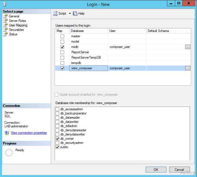 creating_new_login_view_composer_database4