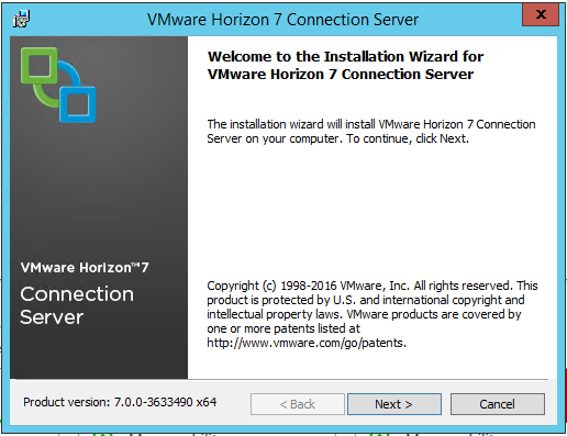 horizon_view_connection_server_install1
