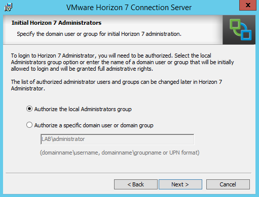 horizon_view_connection_server_install_admin