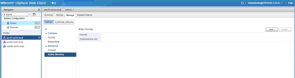psc01_Domain_setting